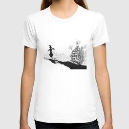 Howl no Ugoku Shiro T-shirt