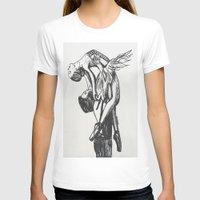 ballet T-shirts featuring Ballet by Rosalia Mendoza
