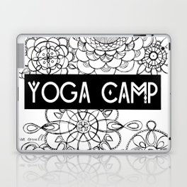 Yoga Camp Minneapolis Laptop & iPad Skin