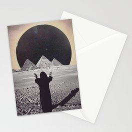 Powers Combine Stationery Cards
