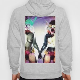 """Together"" by Nacho Dung. Hoody"