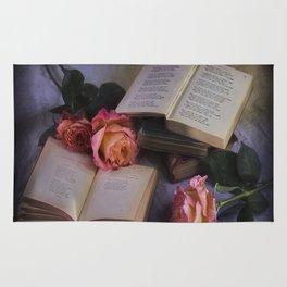 Romantic Reading Rug