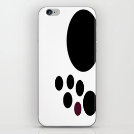 a mother loves all of her children iPhone Skin