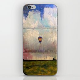 Balloon Ride  iPhone Skin