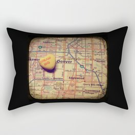 Dream Big Denver Rectangular Pillow