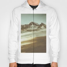 Into the mountains Hoody