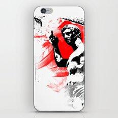 F U Sculpture iPhone & iPod Skin