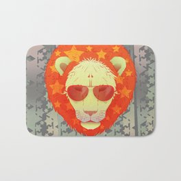 Lion Star Bath Mat