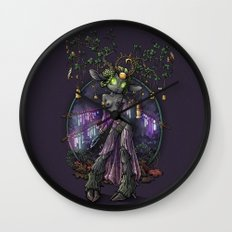 Kissiaen Priestess Wall Clock