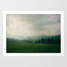 Toscana Vintage III Art Print