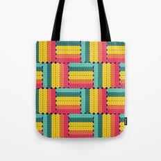 Soft spheres pattern Tote Bag