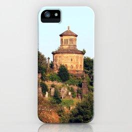 Necropolis glasgow iPhone Case