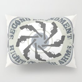 Second Amendment Pillow Sham