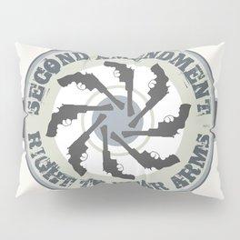 Second Amendment Pillow Sham