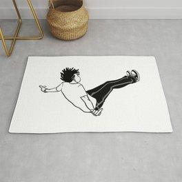 Jump In Sketch Rug