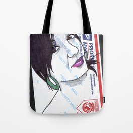 Stuck. Tote Bag
