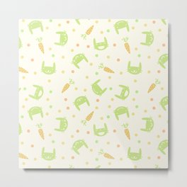cute dots Metal Print