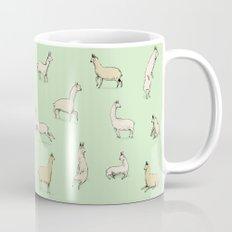 Llamas Mug