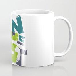 a colorful present Coffee Mug