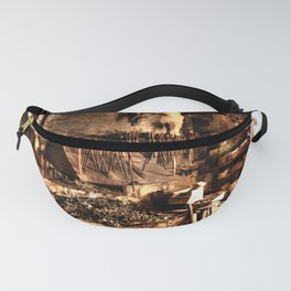 Old Wrought Fanny Pack