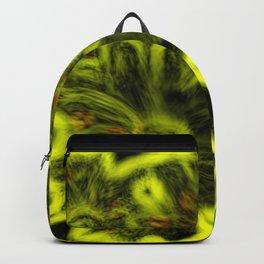Neon Flowers 8 Backpack