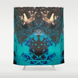 FX#507 - The Blueberry Effect Shower Curtain