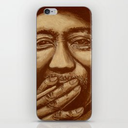 """mississippi man"" iPhone Skin"