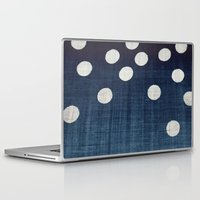 indigo Laptop & iPad Skins featuring Indigo by Good Sense