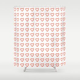 What Becomes of the Broken Hearted? Shower Curtain
