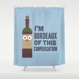 Saidative Shower Curtain