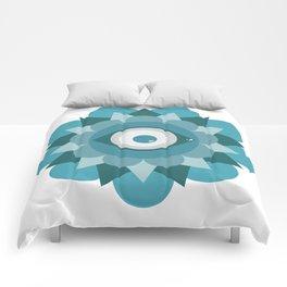 Mirada Colorida Comforters