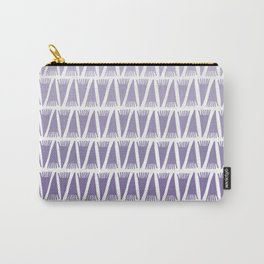 Tee Pee Gradient Ultra Violet Carry-All Pouch