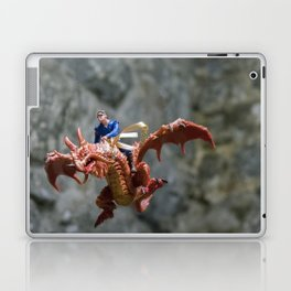 Dragon Friend Adventure! Laptop & iPad Skin