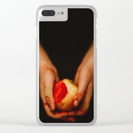 do not resuscitate Clear iPhone Case