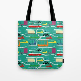 la traffic Tote Bag