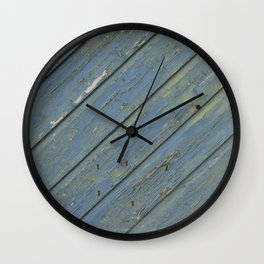 Hopp i havet 2 Wall Clock