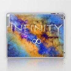 Infinity stars in Sagittarius constelation ∞ Laptop & iPad Skin
