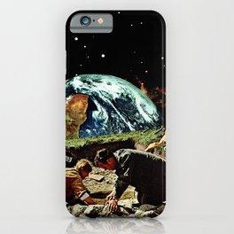 Keep digging iPhone Case