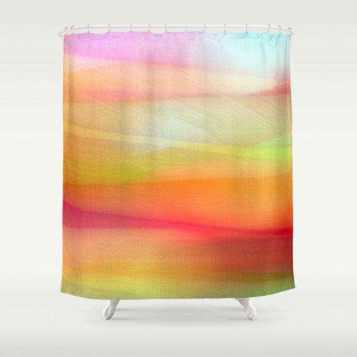True Colors Shower Curtain