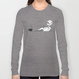 I Need Coffee (B&W) Long Sleeve T-shirt