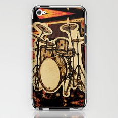 Drumz iPhone & iPod Skin