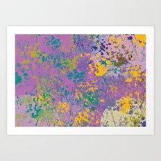 meadow 2 Art Print