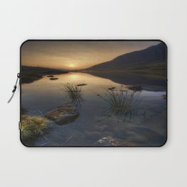The morning Light Laptop Sleeve
