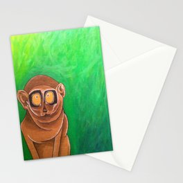 Lucy (The Slow Loris) Stationery Cards