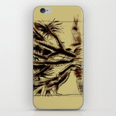 the arrival.x iPhone Skin