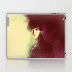 AMAZING SHERLOCK - Vintage variation Laptop & iPad Skin