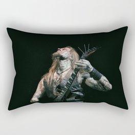 Belphegor #OnStagePortrait Rectangular Pillow