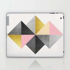 Minimalist fashion and golden Laptop & iPad Skin