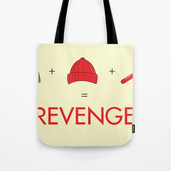 An Exercise in Revenge Tote Bag