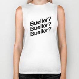 Bueller? Biker Tank